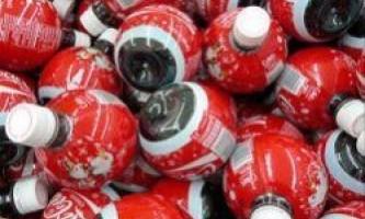 10 Цікавих фактів про кока-колі
