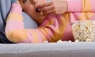 10 Основних причин переїдання