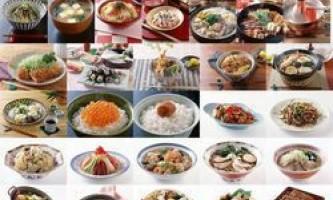 10 Продуктів, які варто спробувати в японії