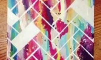 10 Простих робіт, якими можна прикрасити будь-яку стіну