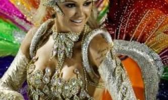 10 Самих барвистих карнавалів світу