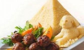 10 Самих смачних і унікальних єгипетських страв