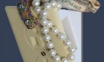 10 Способів заховати ваші гроші та інші цінні речі