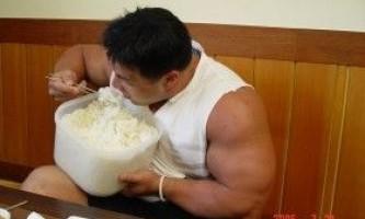 11 Помилок харчування в бодібілдингу