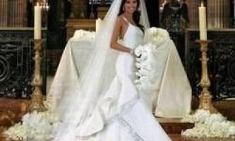 14 Найдорожчих весільних суконь