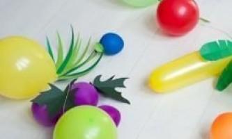 20 Оригінальних виробів з кульок