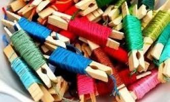 22 Ідеї як ще можна використовувати білизняні прищіпки