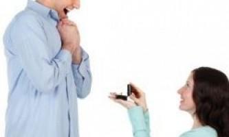 29 Лютого - час, коли жінки роблять пропозицію чоловікам