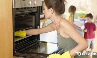 3 Безпечних способу помити духовку без дорогих миючих засобів