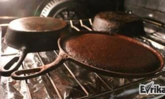 3 Перевірених способу, як очистити нагар зі сковорідки