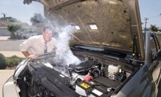 5 Причин, чому перегрівається двигун автомобіля