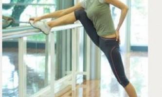 Аеробні вправи: розминка і заминка