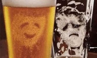 Алкоголь не тільки шкідливий, але і корисний