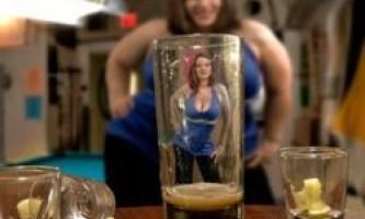 Алкоголь змушує нас відчувати себе привабливішою