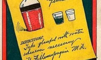 Алкогольні напої, етикет вживання