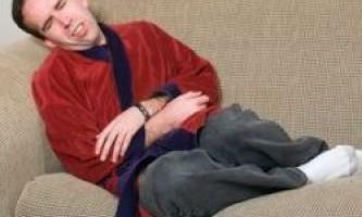 Апендицит - симптоми запалення