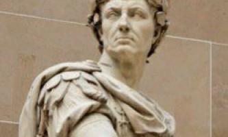 Археологи знайшли місце, де був убитий юлій цезар