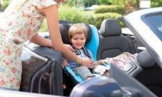 Автокрісла для дітей. Як відрізнити підробку?