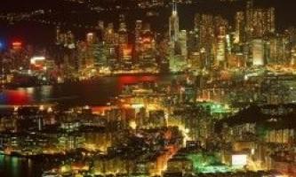 Азія стає одним величезним мегаполісом
