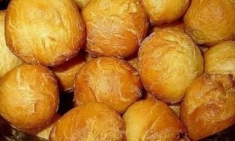Баурсаки - рецепт без дріжджів
