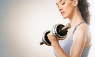 Базові дані по жіночому тренінгу в бодібілдингу