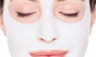 Біла косметична глина для обличчя