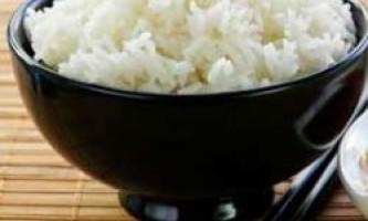 Білий шліфований рис збільшує ризик захворювання на діабет