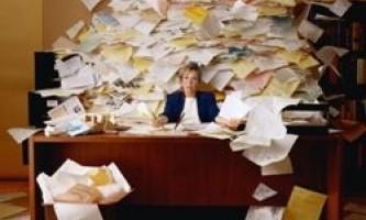 Безлад на робочому столі підвищує ефективність роботи