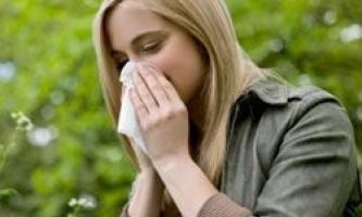 Біорізноманіття бореться з алергічними реакціями