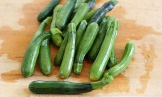 Страви з молодих кабачків - рецепти