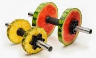 Бодібілдинг і правильне харчування