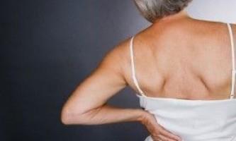 Болі в спині і суглобах