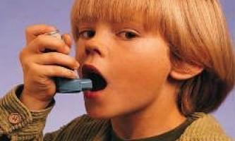 Бронхіальна астма - як виявити дихання астматика?