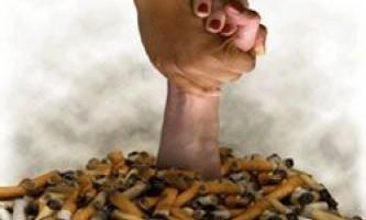 Киньте палити і ви станете щасливіше