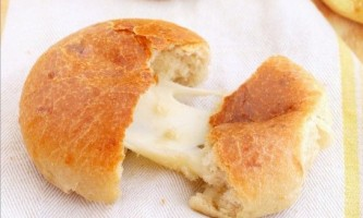 Булочки з сиром - рецепт з фото