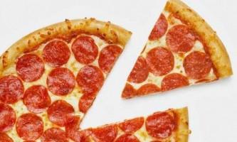 Швидка піца в духовці - рецепт