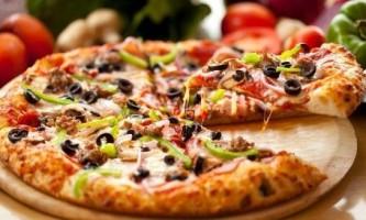 C чим можна зробити піцу?