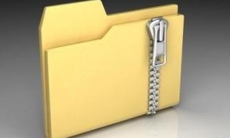 Чим файл відрізняється від папки?