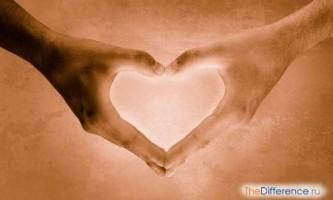Чим любов відрізняється від закоханості?