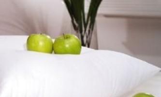 Чим наповнена ваша подушка?