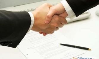 Чим відрізняється агентський договір від договору доручення?