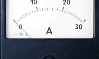 Чим відрізняється амперметр від вольтметра?