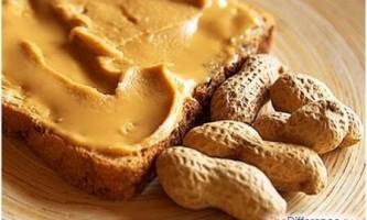 Чим відрізняється арахісове масло від джему?