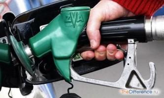 Чим відрізняється бензин аі-95 від аі-92?