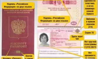Чим відрізняється біометричний закордонний паспорт від закордонного паспорта старого зразка?