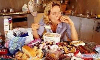 Чим відрізняється булімія від анорексії?