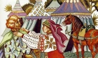 Чим відрізняється билина від казки?