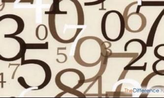 Чим відрізняється цифра від числа?