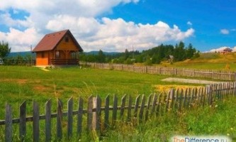 Чим відрізняється дача від житлового будинку?