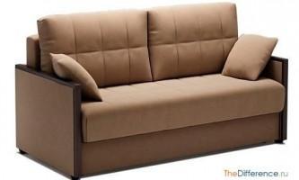 Чим відрізняється диван від дивана-ліжка?